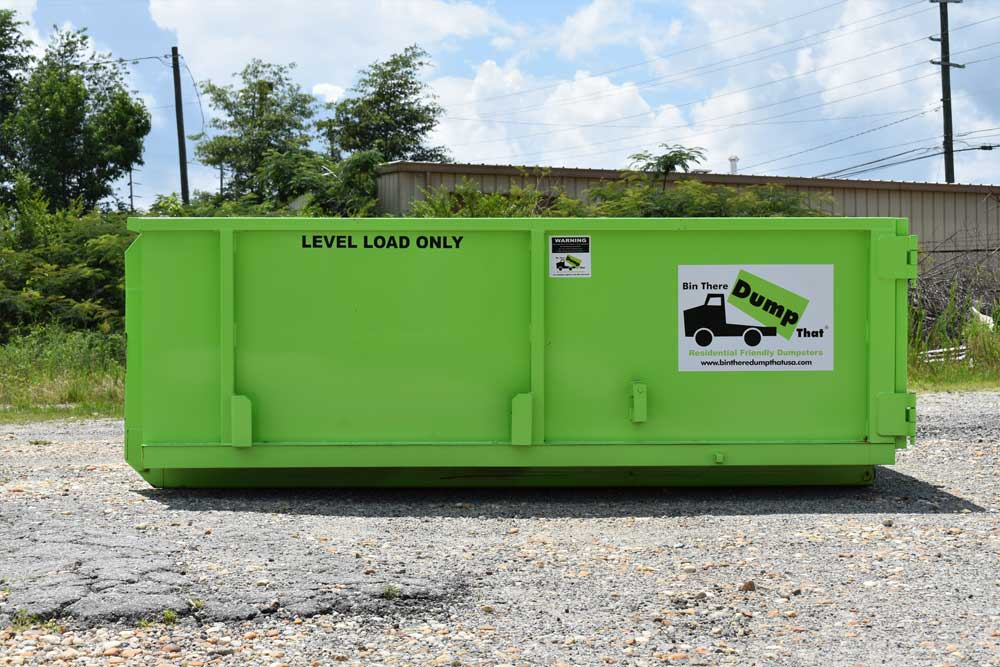 6 Yard Oklahoma City Dumpster